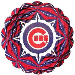 Major League Baseball Team Logo Wind Spinner