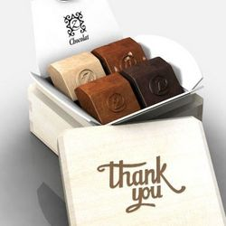 Thank You Dawn French Chocolates Gift Box