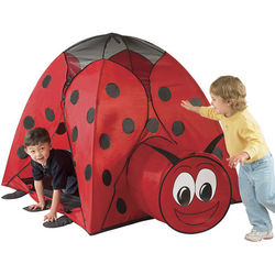 Ladybug Indoor and Outdoor Children's Play Tent