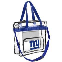 New York Giants Clear High-End Messenger Bag