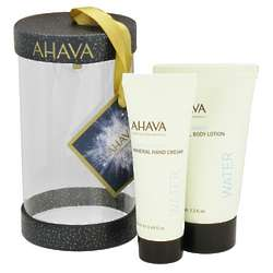 Ahava Bright and Merry Mineral Body Lotion and Hand Cream