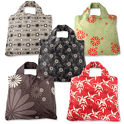 Mikado Reusable Shopping Bags