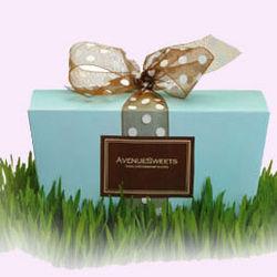 Pastel Blue Caramel Gift Box