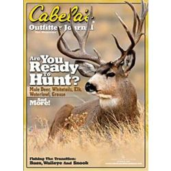Cabela's Outfitter Journal Subscription