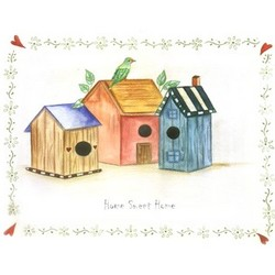 Sweet Home Fine Art Print