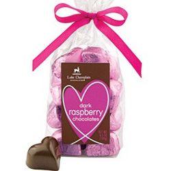 Raspberry Chocolate Hearts