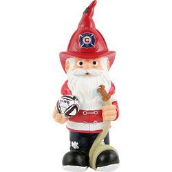 Chicago Fire Garden Gnome