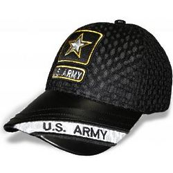 US Army Star Air Flow Cap