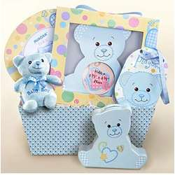 Sweet Moments Baby Boy Set