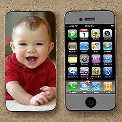 Custom Photo Cell Phone Skin