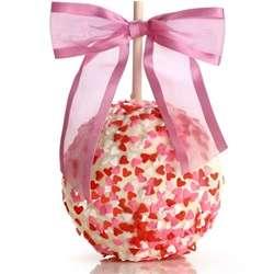 Sweethearts Caramel Chocolate Gourmet Apple