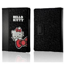 iPad Hello Kitty Black Folio Case