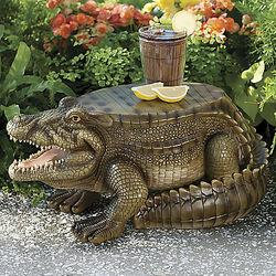 Alligator Patio Table