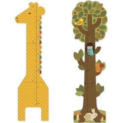 Giraffe or Tree Growth Chart