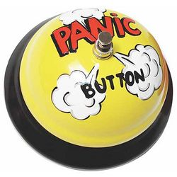 Panic Button Desk Bell