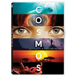 Cosmos: A Spacetime Odyssey DVD