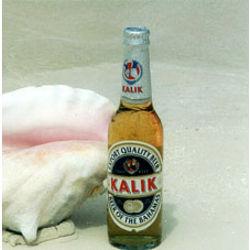 Kalik Bahamian Beer 12 Pack