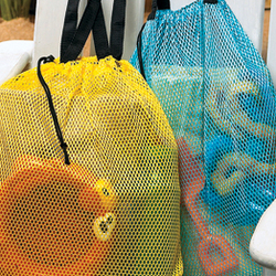 Nylon Mesh Beach Bag