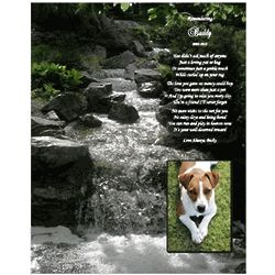 Personalized Dog Memorial Poem