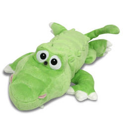 Chuckle Buddies Rolling Alligator Toy