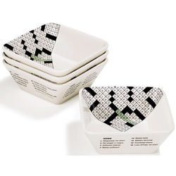 New York Times Crossword Cereal Bowls
