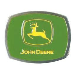 John Deere 2000 Trademark Belt Buckle