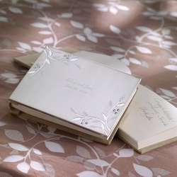 Nature's Love Wedding Guest Book