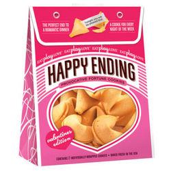 Happy Endings Romantic Fortune Cookies