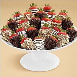 Two Dozen Gourmet Dipped Fancy Strawberries