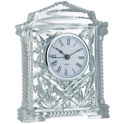 Lynch Crystal Carriage Clock