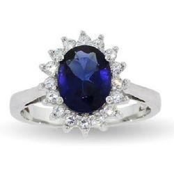 Kate Middleton Petite Replica Royal Engagement Ring