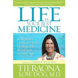Life is Your Best Medicine Softcover Book