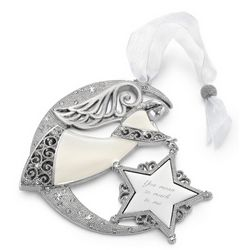 2014 Make-A-Wish Angel Christmas Ornament