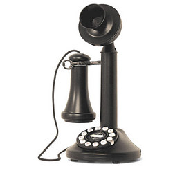 Vintage Candlestick Style Phone