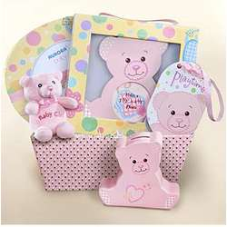 Sweet Moments Teddy Bear Baby Accessories