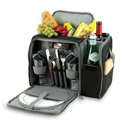 Oakland Raiders Malibu Picnic Pack for Two