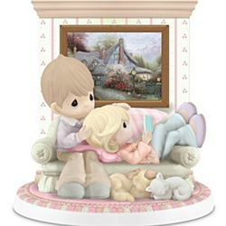 Precious Moments Home is Where my Sweetheart is Figurine