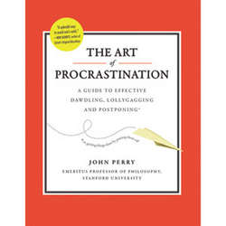 The Art of Procrastination Book