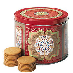 Swedish Ginger Snaps Gift Tin