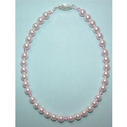 Rosaline Pearl Pet Collar