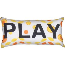 Words to Hold on to Play Pillow
