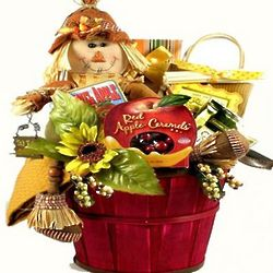 Bushels of Sweets Fall Gift Basket