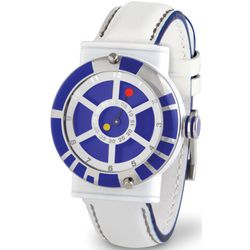 R2-D2 Stainless Steel Wristwatch