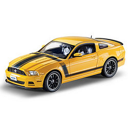 2013 Ford Mustang Boss 302 Diecast Replica