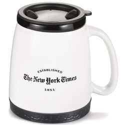 Ceramic New York Times Travel Mug