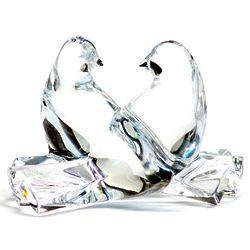 Baccarat Loving Doves
