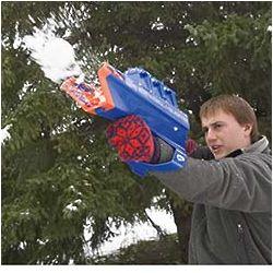 Snowball Blaster