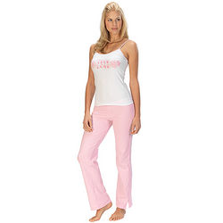 True Love Pink Cami Pajamas