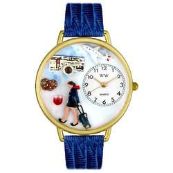 Flight Attendant Personalized Watch