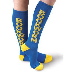 Bookworm Knee Socks